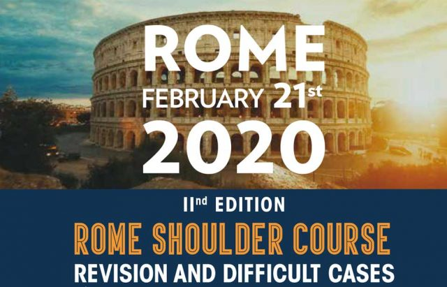 Roma shoulder course 2020